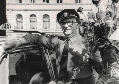 Taxichaufför i Växjö